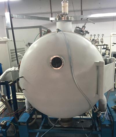 高温Ⅱ型悬浮熔炼设备