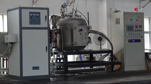 低温型悬浮熔炼设备