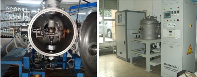 悬浮熔炼钛精密铸造设备