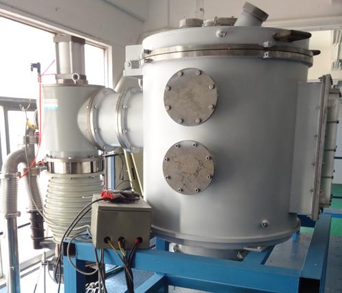 高温Ⅰ型悬浮熔炼设备